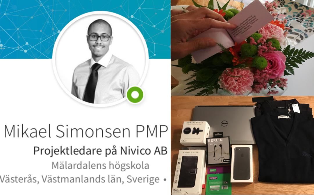 Låt oss presentera vår första anställda – Mikael Simonsen